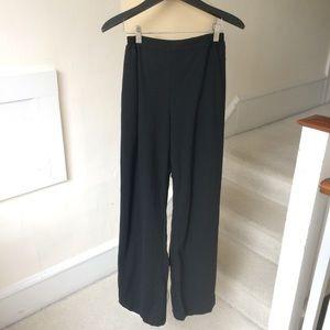 Eskandar High Waisted Wool Combo Pant EUC
